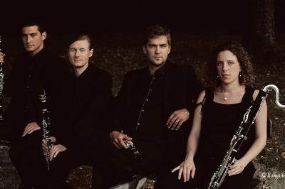 Quatuor Anches Hantées - Opera...aaah à Vouvant