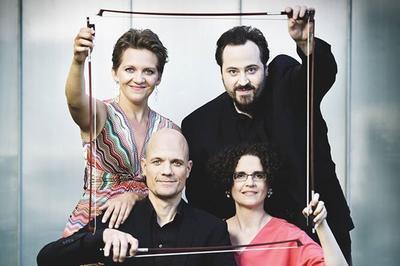 Quatuor Artémis à Quimper