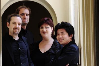 Intégrale des Quatuors de Haydn 1 - Saison III à Caen le 17 décembre 2018