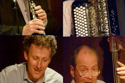 Quatuor Caravan Musiques Du Monde Et Jazz à Grenoble