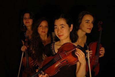 Quatuor Cosmo & Valentin Favre à Guyancourt