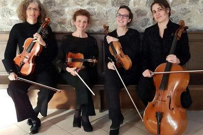 Quatuor et Ensemble Les Ailes - Soirées de la Cathédrale 2018 à Chartres
