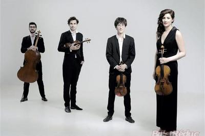 Quatuor Hanson à Joinville le Pont