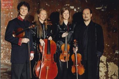 Quatuor Ludwig à Morlaix