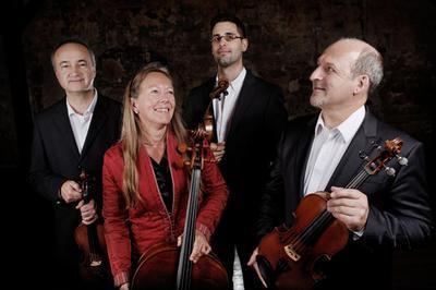 Quatuor Ludwig à Marly le Roi