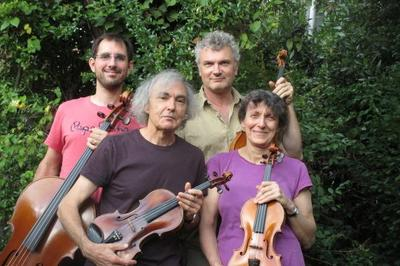Quatuor Ma Non Troppo à Colombes
