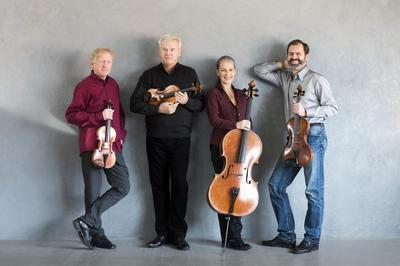 Quatuor Martinù ,Jitka Vlašánková à Dieulefit
