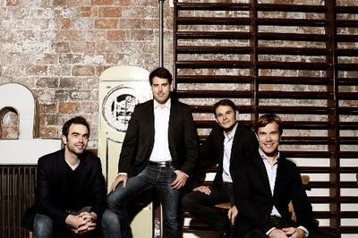 Quatuor Modigliani à Saint Germain en Laye