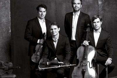 Quatuor Modigliani / Guillaume Sutre à Evian les Bains