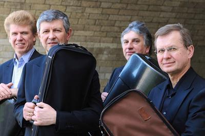 Quatuor Prazak à Lyon