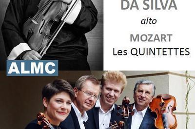 Quatuor Prazak & Miguel Da Silva à Nancy