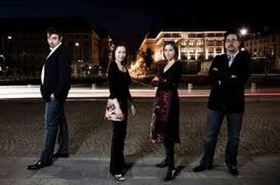 Concert du Quatuor Tana / 19e Rencontres Musicales - musique et patrimoine en Scène et Marne à Thomery