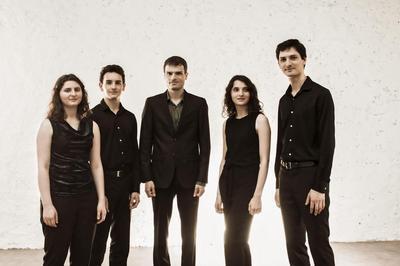 Quatuor Tchalik à Auvers sur Oise
