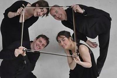 Quatuor Thymos à Paris 19ème