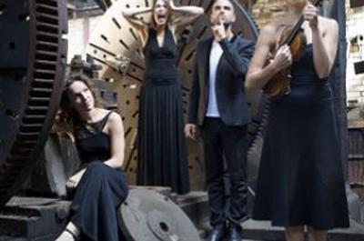 Quatuor Voce à Boulogne Billancourt