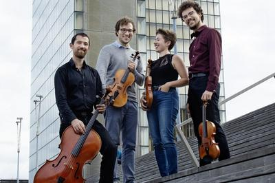 Quatuor Wassily à Bischwiller