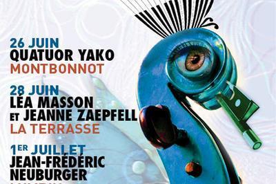 Quatuor Yako à Montbonnot saint Martin