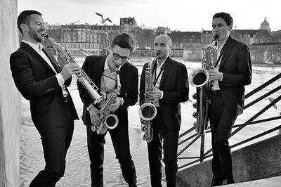 Quatuor Zahir: sax au top à Pamiers