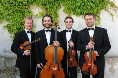Festival de Quatuors du Luberon - Concert du Quatuor Zemlinsky à Bonnieux