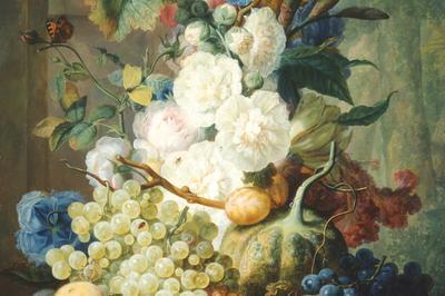 Que De Fleurs Au Musée à Orléans