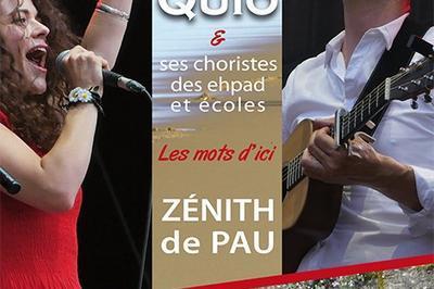 Que Quio Et Ses Choristes Des Ehpad Et Ecoles à Pau