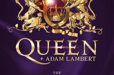 Queen + Adam Lambert à Paris 12ème