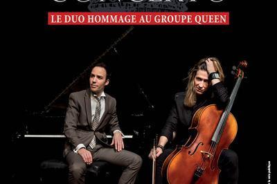 Queen Concerto - Duo Des Frères Jarry En Hommage Au Groupe Queen à Le Mans