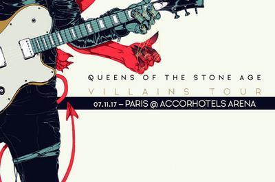 Queens Of The Stone Age à Paris 12ème