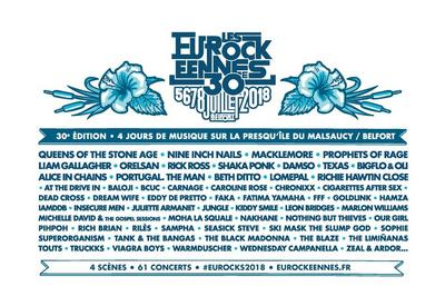 Queens Of the Stone Age, Damso, Rick Ross à Sermamagny