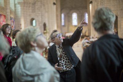 « Qui a sauvé l'Abbaye aux Dames ? » à Saintes