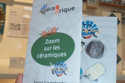 Quizz « Zoom Sur Les Céramiques » à Romorantin Lanthenay