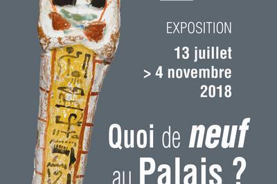 Quoi De Neuf Au Palais ? à Narbonne