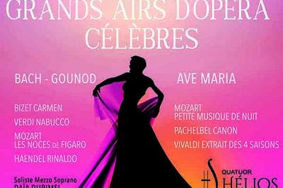 Les Grands Airs D'Opera Pour Mezzo à Paris 6ème