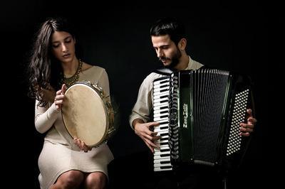 Rachele Andrioli E Rocco Nigro à Montreuil
