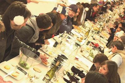 Raclette Party Géante - Au Thermos Festival Hiveractif à Le Relecq Kerhuon