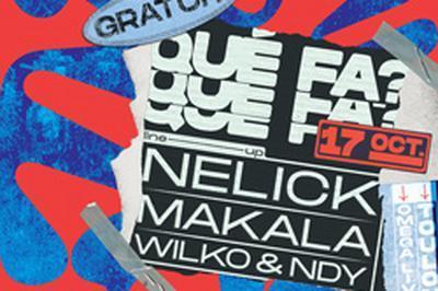 [rade Side] Qué Fa? Makala, Nélik Et Wilko & Ndy à Toulon