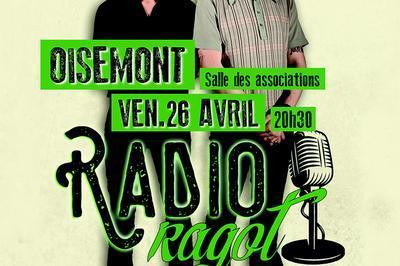 Radio Ragot, spectacle rock n'roll hyperactif à Oisemont