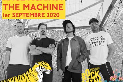 Rage Against The Machine , Run The Jewels à Saint Cloud