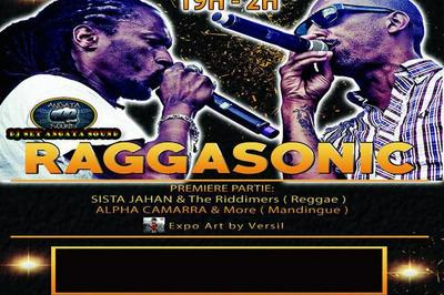 Raggasonic / Sista Jahan / à Morigny Champigny