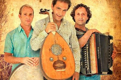 Rahib Abou-Khalil trio - Jazz oriental métissé. à Fontaine
