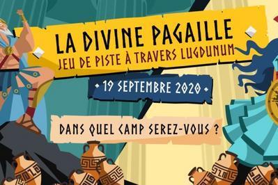 Raidinlyon - La Divine Pagaille à Lyon