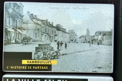 Rallye Pédestre Rambouillet, L'histoire Se Partage