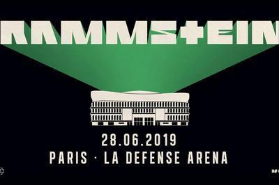 Rammstein à Nanterre