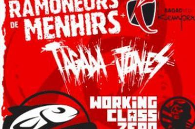Ramoneurs De Menhirs - Tagada Jones à Lorient