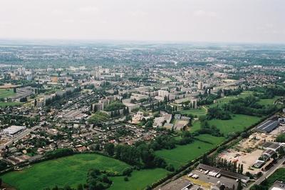 Rando-visite Dans Le Quartier Bourges Nord