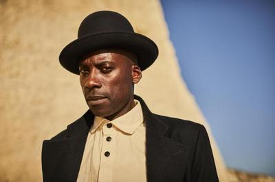 Randolph Matthews Afro Blues Project à Avignon