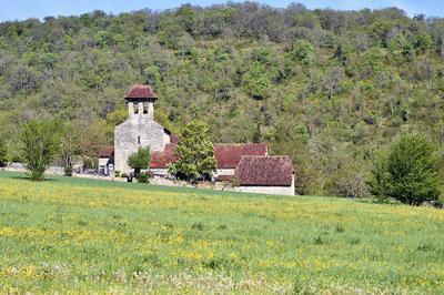 Randonnée Visite Sur Le Gr651 De Boussac à Sainte-eulalie