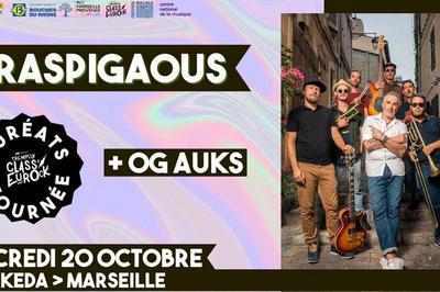 Raspigaous à Marseille