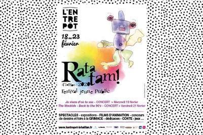 Ratatam ! Festival Jeune Public 2020