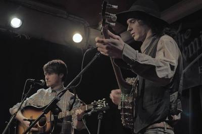 Rattlesnake Joe & Whistlin Kyk' + Léo Divary (1ère Partie) à Amiens